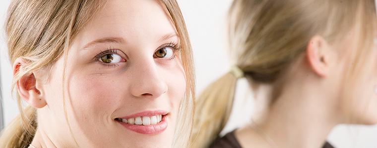 Hautveränderungen im Gesicht - Praxis Strunz